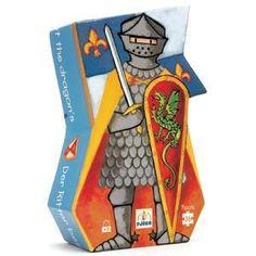 Djeco puzzel ridder Speelgoed categorie: Speelgoed en spellen
