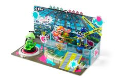 """Splatoon Diorama """"Mozuku Farm"""" Now Instock for $14.99!   Nintendo has released another wave of Amiibo Diorama's in japan. Available in-store and online at:  http://videogamesnewyork.com/splatoon-mozuku-farm-amiibo-diorama-kit/  We also still have the Smash and Kirby sets available: http://videogamesnewyork.com/diorama-kit-for-amiibo-kirby-series-nintendo-wii-u/ http://videogamesnewyork.com/diorama-kit-for-amiibo-super-smash-bros-nintendo-wii-u/  #amiibo #nintendo #smash #kirb"""