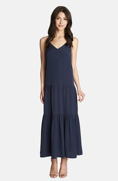 1.State Tiered Maxi Dress available at #Nordstrom