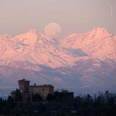 Castello di Gabiano ... Monferrato - Piemonte