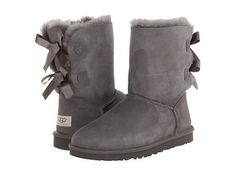 UGG Bailey Bow - size 8.5 Preferably a knock off pair in grey with the cute bows!!!