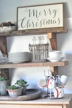 Merry Christmas sign by BetweenYouAndMeSigns on Etsy                                                                                                                                                      More
