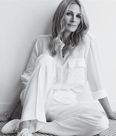 Julia Roberts by Josh Olins for WSJ