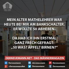 Alter Mathelehrer #derneuemann #humor #lustig #spaß