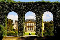 Grounds of Rodin Museum sculpture garden, Paris, France Rodin Museum Paris, Oh Paris, Paris 2015, Val D'oise, Paris Images, Garden Gates, Paris Travel, Lonely Planet, Places To See