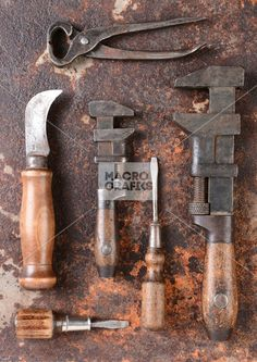 Antique Tools..they used to look like works of art. Time, talent, thought all within one of these tools.