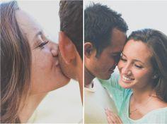 Engagement shoot - lovebirds on Oahu #Hawaii #wedding #photography (img via Christina Heaston)