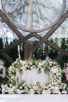 Romantic Rustic Wedding In A Gorgeous Venue | ElegantWedding.ca