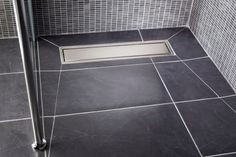 Unibody TrueDEK® Linear shower foundations feature a fully integrated drain gulley molded directly into a structural, pre-pitched base. The drain gulley offers three drain connector locations to ease installation–choose the drain location that avoids obstacles (pipes or joists, for example) or suits plumbing requirements, or choose multiple outlets to manage high volume shower output.