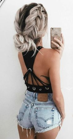 Hair 33 Coole Zöpfe Festival Frisuren Baby war on PLAQUE attack (Teeth) (A tube of toothpaste) If I New Hair, Your Hair, Wavy Hair, Hair Styls, Top Braid, Hair Dos, Hair Hacks, Hair Inspiration, Hair Inspo