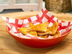 Seasoned Pita Chips Recipe : Food Network - FoodNetwork.com