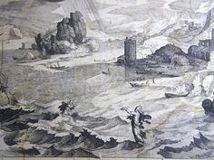 RAPHAEL SADELER 1580 - 1628 $45.00