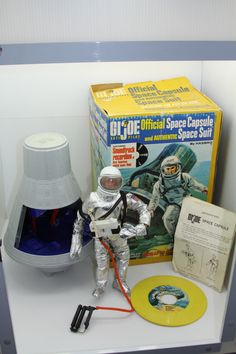 GI Joe - Space Capsule. Those damned gloves NEVER stayed on, but man, I would play with this thing for HOURS as a kid!