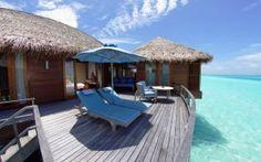 Islas Maldivas_Ubicadas en el océano índico, las islas maldivas son de las islas paradisiacas más hermosas del mundo por su extraordinaria belleza natural, playas hermosas, aguas claras y como excelente lugar para escapadas románticas.