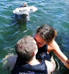 This would be beyond a dream come true!!!!! Swimming with dolphins #1 on bucket list.