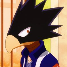 Boku no Hero Academia My Hero Academia Episodes, Hero Academia Characters, Anime Characters, Fictional Characters, Boku No Hero Academia, My Hero Academia Manga, Anime Manga, Anime Guys, Tokoyami Boku No Hero