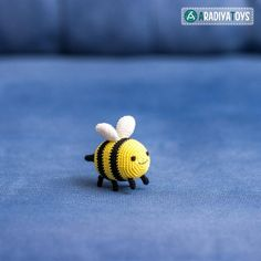 (4) Name: 'Crocheting : Bee Breezy ('Adventure Time')