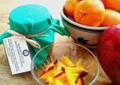 Marmellata Mandarini e Mango