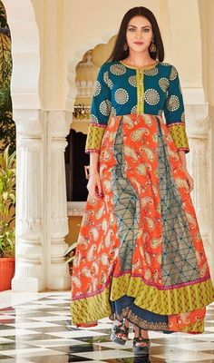 Shop Latest Fashion for Women and Men Online from Fashion websites and clothing Brands in 1 place! Buy trendy clothes and accessories. African Dress, Indian Dresses, Trendy Outfits, Cool Outfits, Printed Kurti, Outfit Posts, Outfit Ideas, Anarkali Dress, Kurta Designs