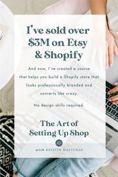 Shopify Stores Das Konvertieren Like Business Planning, Business Tips, Online Business, Tshirt Business, Business Management, Craft Business, Creative Business, Starting An Etsy Business, Sell On Etsy