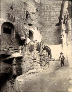 castillo de Buñol 1908 Castles