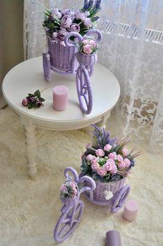 Fotos de Olga Nosareva Paper Beads, Photo Wall, Home Decor, Glow, Baby Dolls, Recycled Crafts, Paper Envelopes, Basket, Photograph