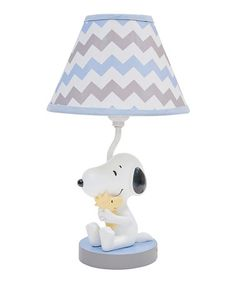 Another great find on #zulily! My Little Snoopy Lamp #zulilyfinds