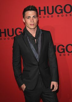 He could just stand there and look HOT!!! #Colton Haynes