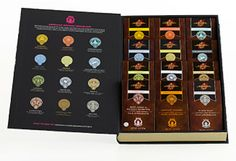 Catching Fire Chocolate Bars This collection of high end chocolate bars accurately reflects each District. $65