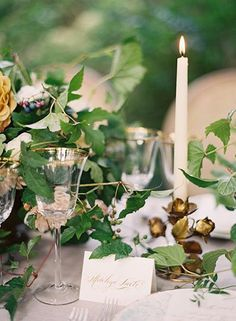 Emerald Green Wedding Decor