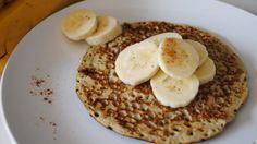 Low-Carb-Pancakes mit Banane - smarter - Kalorien: 277 Kcal - Zeit: 5 Min.   eatsmarter.de