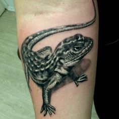 Lizard Tattoo Meanings | iTattooDesigns.com