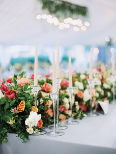 Gorgeous florals for
