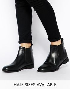 ASOS | ASOS AIRTIME Leather Chelsea Ankle Boots  NEED THIS STYLE BOOT