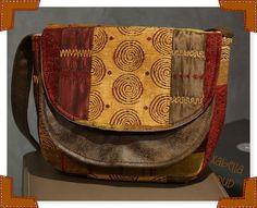 Sac Musette cousu par Xabella - Patron de couture Sacôtin www.sacotin.com