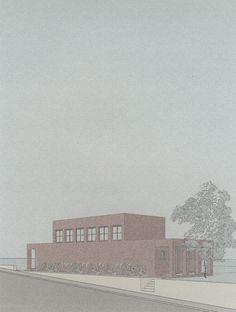 DE, Bonn, Kindergarten St. Peter. Uwe Schroeder, 1998.