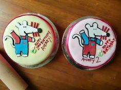 Maisy Mouse Birthday Cake(s)