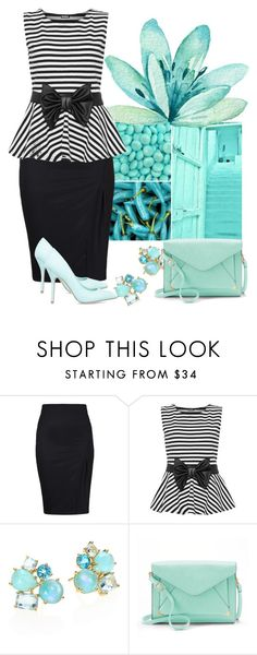 """Untitled #565"" by capm ❤ liked on Polyvore featuring WearAll, ShoeDazzle, Ippolita and Apt. 9"