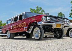 gasser wagon