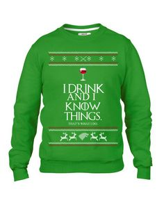 Winter Is Coming Sweater Game of Thrones Ugly Christmas Sweater ...