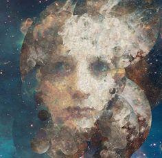 Sergio Albiac: combinaciones de polvo cósmico - Cultura Colectiva