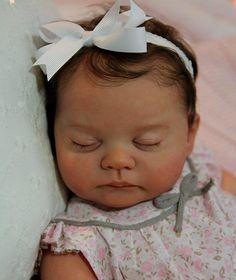 Reborn Blanca, Prototype Ping Lau baby, ends Saturday morning.http://www.ebay.com/itm/Reborn-BLANCA-Ping-Lau-Baby-Girl-PROTOTYPE-Doll-by-Bushel-and-a-Peck-/301692463470?pt=LH_DefaultDomain_0&hash=item463e45a96e
