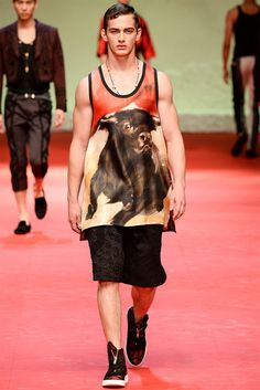 7f55cf18b8e Dolce   Gabbana Spring Summer 2015