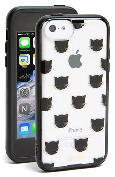Sonix 'Kitten' Clear iPhone 5c Case available at #Nordstrom
