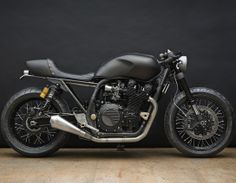 Yamaha Yard Built XJR1300 Monkeefist