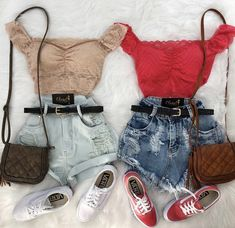 outfits ideas for women,outfits ideas for teen girls,outfits ideas for work,outfits ideas casual Twin Outfits, Teenage Outfits, Edgy Outfits, Teen Fashion Outfits, Matching Outfits, Cute Casual Outfits, Cute Fashion, Outfits For Teens, Work Outfits