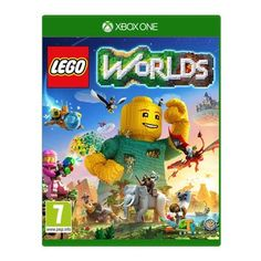 Superb LEGO Worlds Xbox One Now at Smyths Toys UK. Shop for Xbox One Games At Great Prices. Free Home Delivery for orders over Lego Dc, Lego Batman, Lego Marvel, Lego Star, Jeux Xbox One, Ps4 Or Xbox One, Xbox 1, Xbox One Games, Lego Games