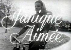 Feuilleton Télé - Janique Aimée - FR - 4 février 1963 - 52 épisodes - Durée 13mn