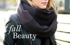 Organic Fall Beauty Products