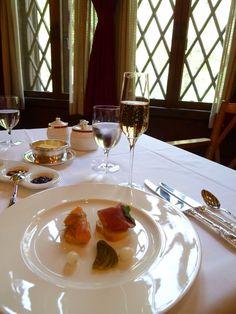 """Prima colazione, """"IMPERIAL HOTEL"""", Kamikochi (Nagano) , Japan (Giugno)"""